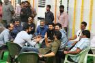 #PHOTOS: ರಾಜಮೌಳಿ ಹೊಸ ಚಿತ್ರದ ಮೂಹೂರ್ತದಲ್ಲಿ ಟಾಲಿವುಡ್ ತಾರೆಯರ ಸಮಾಗಮ