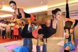 Video: ಆರೋಗ್ಯಕ್ಕಾಗಿ ಯೋಗ: ನಟಿ ಸಂಜನಾ ಯೋಗ ಮಾಡುತ್ತಿರುವ ವಿಡಿಯೋ ನಿಮಗಾಗಿ