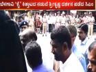 ಬೆಳಗಾವಿ 'ಕೈ' ಕಿತ್ತಾಟದ ನಡುವೆ ಶ್ರೀಕೃಷ್ಣನ ದರ್ಶನ ಪಡೆದ ಸಿಎಂ
