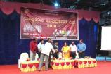 ರಾಷ್ಟ್ರೀಯ ಮತದಾರ ದಿನಾಚರಣೆ ಕಾರ್ಯಕ್ರಮ: ಅನೇಕ ಗಣ್ಯರು ಭಾಗಿ