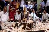 ಹುತಾತ್ಮ ಯೋಧರ ನೆರವಿಗೆ ಗಾನ ಸುಧೆ ಮೂಲಕ ಆರ್ಥಿಕ ಸಹಾಯ ಮಾಡಿದ ಜಾನಪದ ಕಲಾವಿದೆ