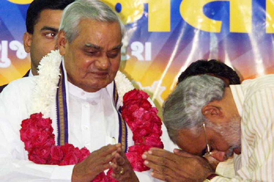 1980 ರಲ್ಲಿ ಭಾರತೀಯ ಜನತಾ ಪಾರ್ಟಿ ಸ್ಥಾಪಿಸಿ, ಪಕ್ಷದ ಮೊದಲ ರಾಷ್ಟ್ರೀಯ ಅಧ್ಯಕ್ಷರಾದರು.