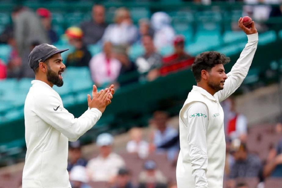 ಆಸ್ಟ್ರೇಲಿಯಾ ವಿರುದ್ಧದ 4ನೇ ಟೆಸ್ಟ್ನಲ್ಲಿ ಟೀಂ ಇಂಡಿಯಾ ಪರ ಕುಲ್ದೀಪ್ ಯಾದವ್ ಅವರು ಮೊದಲ ಇನ್ನಿಂಗ್ಸ್ನಲ್ಲಿ 5 ವಿಕೆಟ್ ಕಿತ್ತು ಮಿಂಚಿದರು. (ICC)