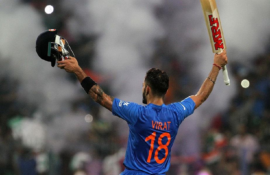 When is Virat Kohli likely to complete 50 ODI hundreds?
