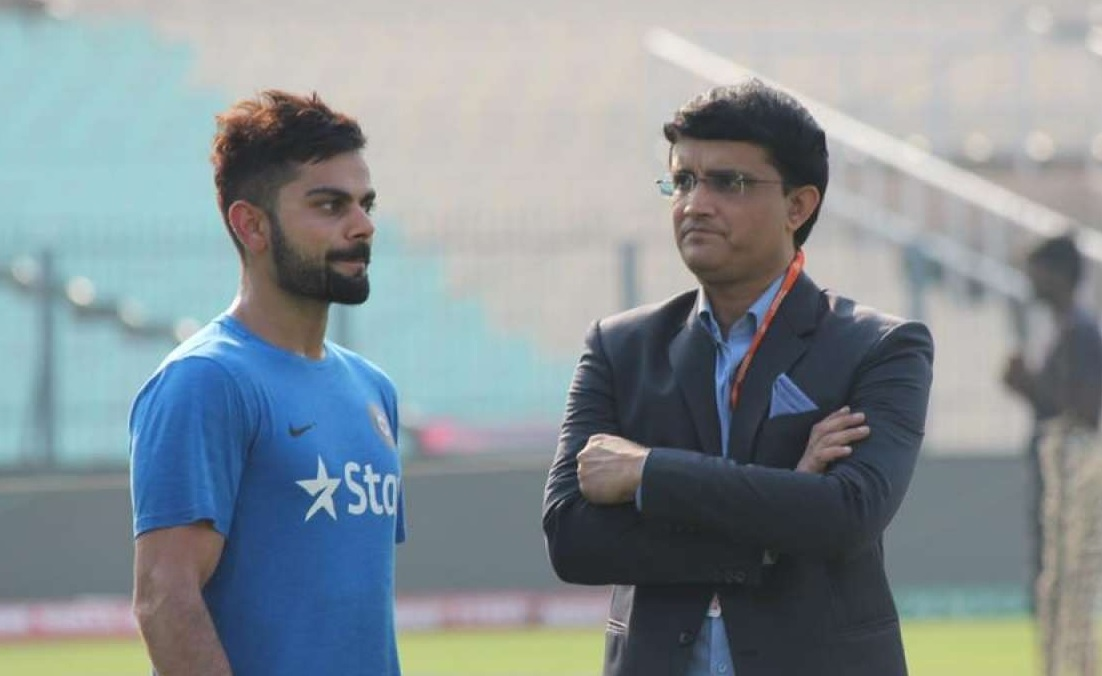 India vs West Indies: Sourav Ganguly points at one area where skipper Virat Kohli can be more consistent