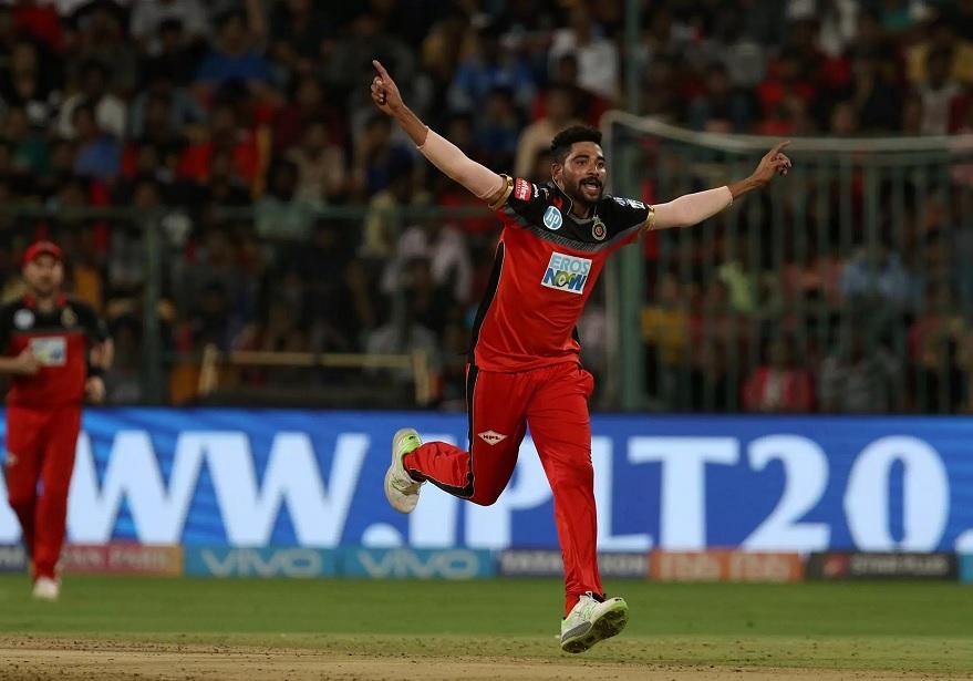 IPL 2020: RCB Player Mohammed Siraj sends stumps flying with sharp inswinger in Ranji Trophy