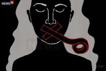 ಗಂಡ ಅತ್ಯಾಚಾರ ಮಾಡುವುದನ್ನು ಚಿತ್ರೀಕರಿಸಿದ ಹೆಂಡತಿ; ಸಂತ್ರಸ್ತೆಯರಿಗೆ ವಿಡಿಯೋ ಲೀಕ್ ಮಾಡುವ ಬೆದರಿಕೆ!