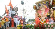 ವಿಜಯಪುರ ಮಹಾಮಂಡಳ ಗಣೇಶ ವಿಸರ್ಜನಾ ಮೆರವಣಿಗೆ ಚಿತ್ರಪಟಗಳು