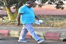 PHOTOS: ಬೆಳ್ಳಂಬೆಳಿಗ್ಗೆ ಸಿಎಂ ಕುಮಾರಸ್ವಾಮಿ ವಾಕಿಂಗ್