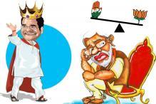5 ರಾಜ್ಯಗಳಲ್ಲಿ 306 ಸ್ಥಾನ ಗೆದ್ದ ಕಾಂಗ್ರೆಸ್; 2019ರ ಲೋಕಸಭೆ ಚುನಾವಣೆಯಲ್ಲಿ 'ಕೈ' ಮೇಲುಗೈ ತೋರಿದ ಫಲಿತಾಂಶ