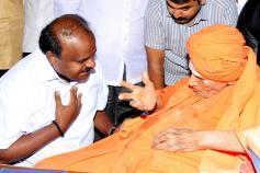 PHOTOS: Shivakumara swamiji passes away : ಕಾಯಕ ಯೋಗಿಯ ಸನ್ನಿಧಾನದಲ್ಲಿ ಗಣ್ಯರು