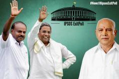 Karnataka Exit Poll 2019-IPSOS Exit Poll: ಕರ್ನಾಟಕದಲ್ಲಿ ಬಿಜೆಪಿಗೆ ಭರ್ಜರಿ ಜಯ; ಕಾಂಗ್ರೆಸ್-ಜೆಡಿಎಸ್ಗೆ ಕೇವಲ 5 ರಿಂದ 7 ಸೀಟು?
