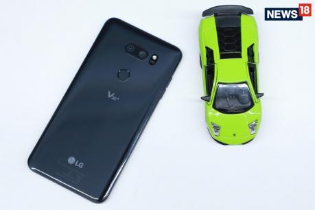 LG V30+ ವಿಮರ್ಶೆ:  ಒನ್'ಪ್ಲಸ್ 5T, ಗೆಲಾಕ್ಸಿ S8ಗಿಂತಲೂ ಉತ್ತಮ ಚಾಯ್ಸ್