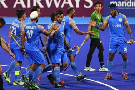 ಏಷ್ಯನ್ ಗೇಮ್ಸ್ 2018: ಹಾಕಿಯಲ್ಲಿ ಹಾಂಕಾಂಗ್ ವಿರುದ್ಧ ಗೆದ್ದು ದಾಖಲೆ ಬರೆದ ಭಾರತ