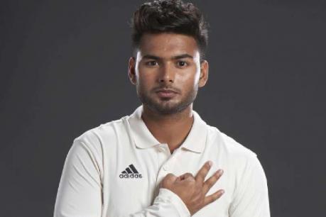 20 ವರ್ಷದ ರಿಷಭ್ ಪಂತ್ ಭಾರತದ 291ನೇ ಟೆಸ್ಟ್ ಆಟಗಾರನಾಗಿ ಪದಾರ್ಪಣೆ