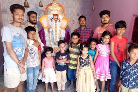 ಬರದ ನಾಡಿನಲ್ಲಿ ಹಸಿರಿಗೆ ಪೂರಕವಾದ ಪರಿಸರ ಪ್ರೇಮ ಗಣೇಶೋತ್ಸವ