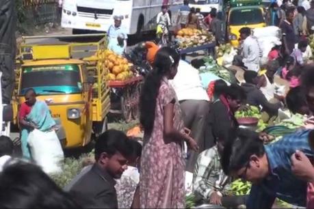 ಶುಕ್ರವಾರದಿಂದ ಯಶವಂತಪುರ ಎಪಿಎಂಸಿ ಮಾರುಕಟ್ಟೆ ಸ್ತಬ್ದ