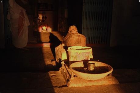 ಯುಗಾದಿ ವಿಶೇಷ | ಮಾರಟೇಶ್ವರ ದೇಗುಲದ ಉದ್ಭವ ಲಿಂಗದ ಮೇಲೆ ಪ್ರಥಮ ಸೂರ್ಯ ರಶ್ಮಿಯ ಸಿಂಚನ!