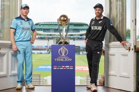 ICC World Cup Final: ಇಂದು ನ್ಯೂಜಿಲೆಂಡ್-ಇಂಗ್ಲೆಂಡ್ ನಡುವೆ ಕ್ರಿಕೆಟ್ ಕದನ: ಚೊಚ್ಚಲ ವಿಶ್ವಕಪ್ ಕಿರೀಟ ಯಾರಿಗೆ?