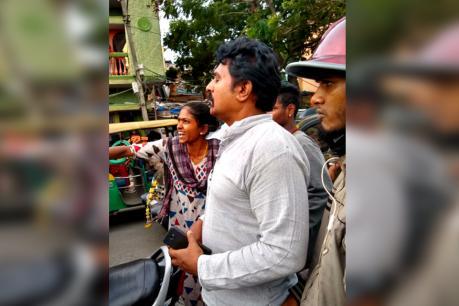 Attack On Actor Komal: ಅಪರಿಚಿತ ವ್ಯಕ್ತಿಯಿಂದ ನಟ ಕೋಮಲ್ ಮೇಲೆ ಹಲ್ಲೆ