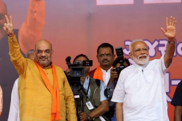 LIVE Narendra Modi's Swearing-In Ceremony: ನರೇಂದ್ರ ಮೋದಿ ಪ್ರಮಾಣ ವಚನ ಸ್ವೀಕಾರ; ಮೊದಲ ಬಾರಿ ಸಂಪುಟ ಸೇರಿದ ಅಮಿತ್ ಶಾ